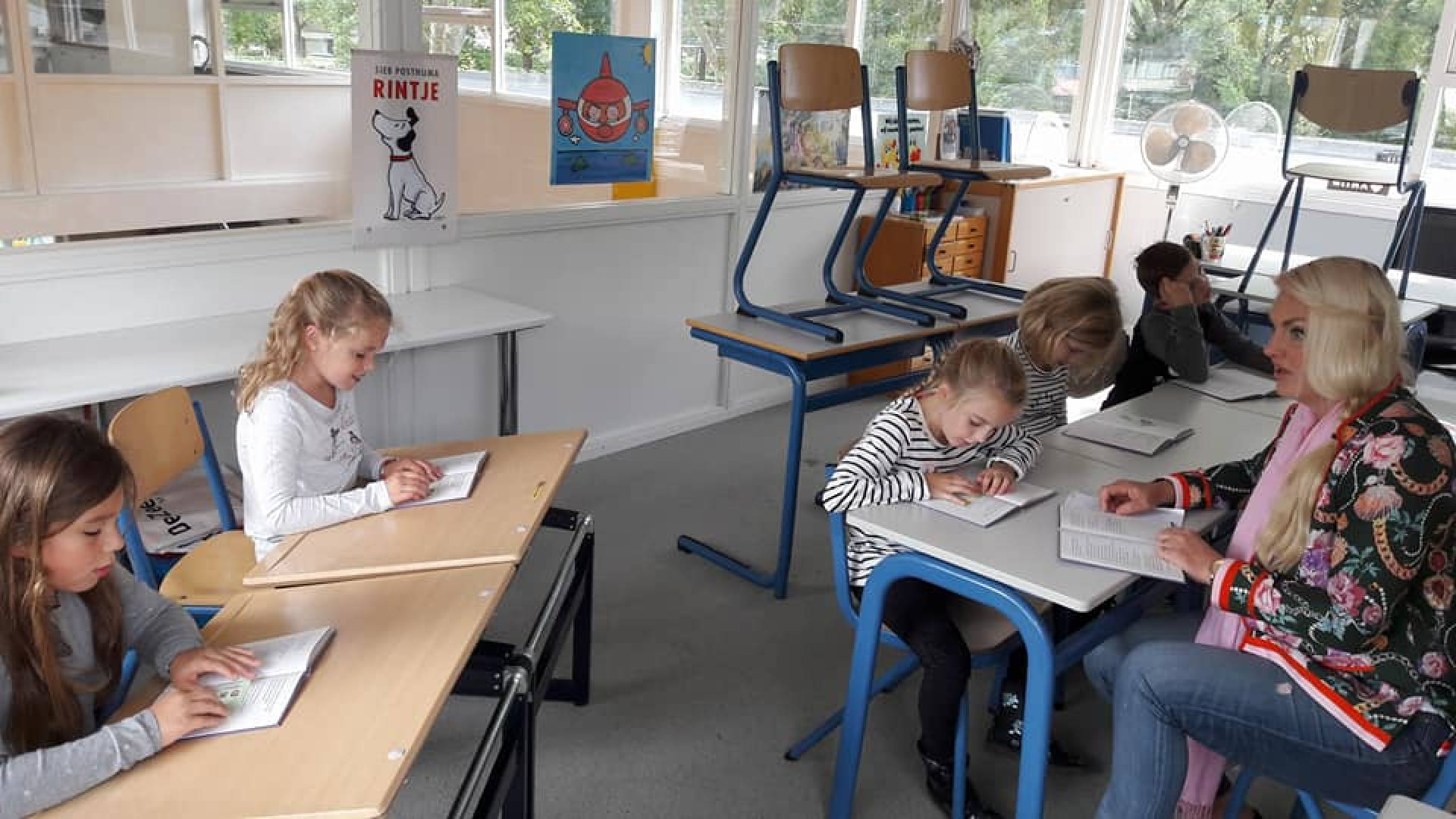 Bureau leerplicht rotterdam acties gehouden op scholen en